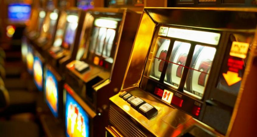 фото с игровыми автоматами